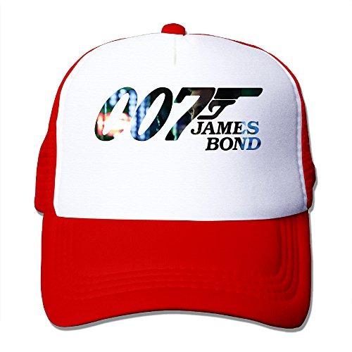 007 J (Bond 007 Costume Ideas)