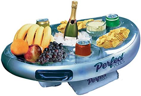 Perfect Pools - Bar flotante para spa, piscina y jacuzzi: Amazon ...