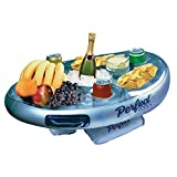 Life Floating Spa Bar Inflatable Hot Tub Side Tray...