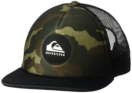 Quiksilver Boys' Big FAZERS Youth HAT, camo, 1SZ
