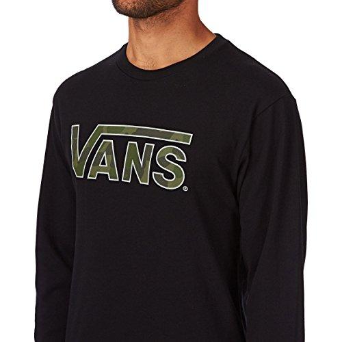 Vans Classic Camo Mens Black 8dPhk