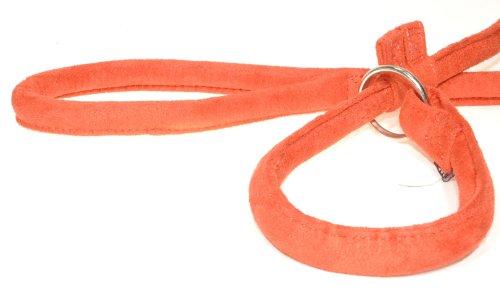 (Dogline Comfort Microfibre Slip Lead, 3/8-inch/ 5ft,)