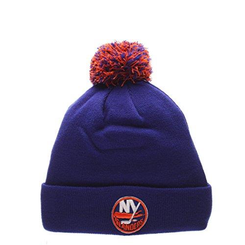 new york islanders knit pom hat - 7