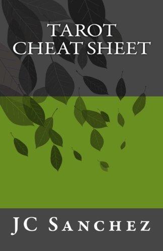 Tarot Cheat Sheet PDF