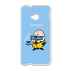 Breaking Bad White HTC M7 case
