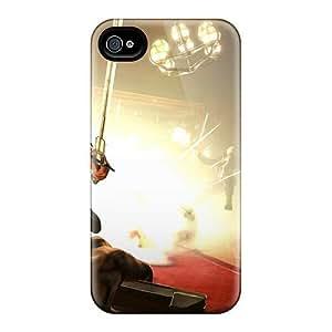 Slim New Design Hard Case For Iphone 4/4s Case Cover - XACvtUM2747KAMpE