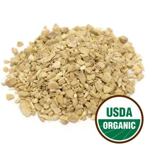 Organic Dried GINGER for Flavoring Kombucha (10-20 Servings)