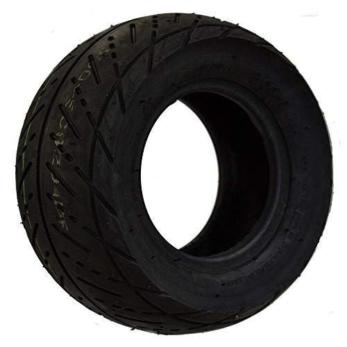 300 x 5 Black Puncture Proof Scooter Tyre