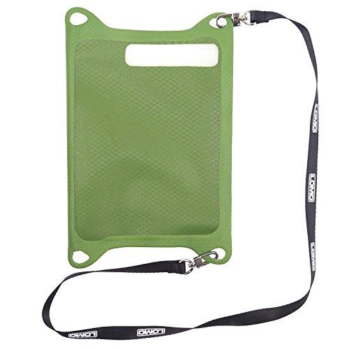 Lomo Vision Tablette protection Sac étanche–Vert Medium Pouch Coque