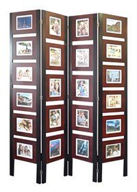 Proman Products Picture Folding Screen, 4-Inch by 6-Inch