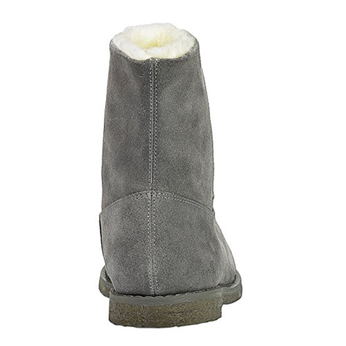 Boxfresh - Botas para hombre gris gris