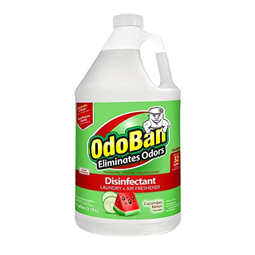 OdoBan Disinfectant Odor Eliminator and All Purpose Cleaner Concentrate, 5 Gal Scent Assortment by OdoBan (Image #11)