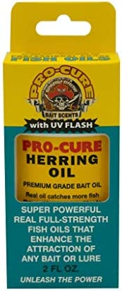 Pro-Cure Bait Scents Herring Oil