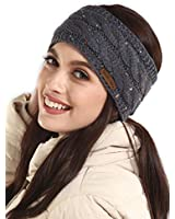 Donsine Fleece Ear Muffs Winter Earmuffs for...