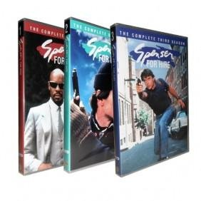Spenser for Hire Complete Series Seasons 1-3 (DVD)
