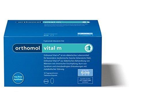 Original Orthomol Vital m – Ready to Drink Vials plus Capsules by Original Orthomol For Sale