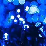 lychee Solar Powered String Light 55ft 17m 100