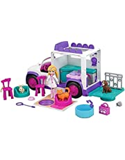 Polly Pocket - Polly Pocket! Hospital Móvel Dos Bichinhos Gfr04 Mattel Multicor