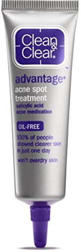 Clean & Clear Advantage Acne Spot Treatment, .75 Oz