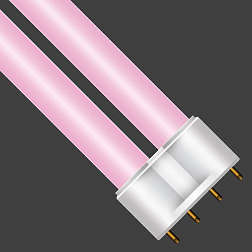 Helios 4PC 8000K True Grow (Pink/Pink) 55Watt 21