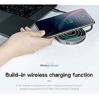 Baseus Circular Mirror Wireless Kablosuz Şarj+hdmi+usb 3.0 Hub, Siyah