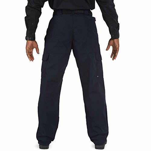 5.11 Men's TACLITE Pro Tactical Pants, Style 74273, Dark Navy, 36Wx32L by 5.11 (Image #2)