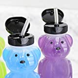 Honey Bear Straw Cups (3-Pack); 8-Ounce Therapy