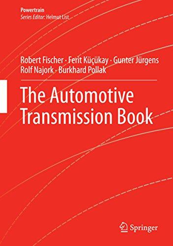 The Automotive Transmission Book (Powertrain)