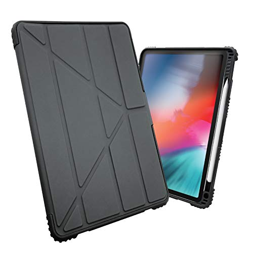 Capdase Shockproof Bumper Folio FILP Case for iPad Pro 11 inch