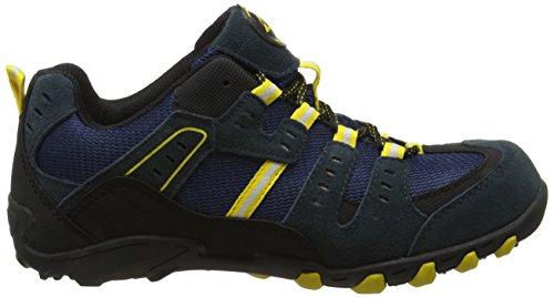 Groundwork - Zapatos para hombres Azul/ amarillo