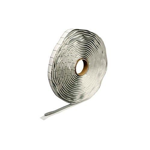 Bostik Prestik AE de butilo cinta de diá metro 6 mm x 6 M rollo de colour gris claro Bostik GmbH
