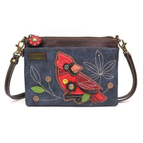 Chala Mini Cross-body Messenger Bag (Cardinal Navy)