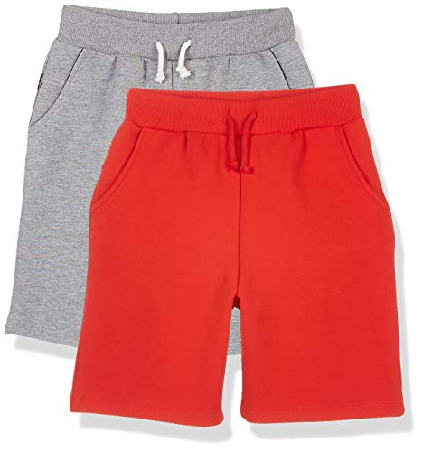 Kid Nation Boys Pull On Stretch Sport Shorts 4-12 Years