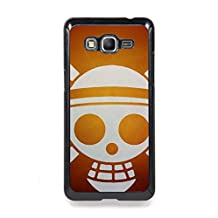 Anime One Piece, Personalized Protective Back Cover Case For Samsung Galaxy Grand Prime TPU