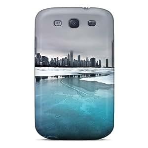 Luckmore Case Cover Galaxy S3 Protective Case City