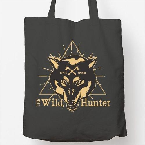 Wolf Positivos Totebag Bolsos Hunter Wild wSqITxfp