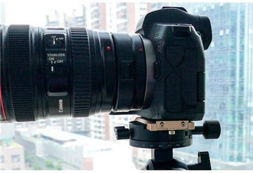 Sunwayfoto DPL-70 70mm Universal Vertical Shooting QR Plate Sunway