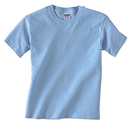 Gildan Todler Boy's Heavy Cotton™ 5.3 oz. T-Shirt, Light B
