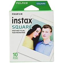 Fujifilm Instax Square Film - 10 Exposures (16583652)
