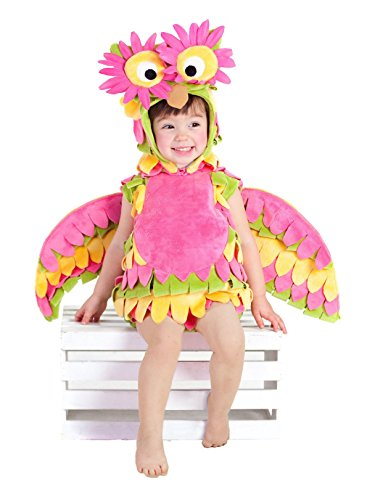 Holly the Owl Toddler Costume - X-Small - 2012 Owl Pink