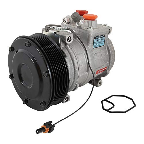 Complete Tractor AC compressor 1406-7040 for John Deere 9320T, 9400, 9400T, 9420, 9420T, 9520T, 9620, 9620T, 9976 Cotton Picker, CT322 Compact Track Loader, CT332 Compact Track Loader RE69716 TY24304
