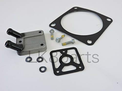 - LAND ROVER DISCOVERY 2 1999-2004 OEM THROTTLE BODY HEATER PLATE REPAIR KIT PART# MGM000010K / MGM000010 COMES WITH THROTTLE BODY GASKET ERR6623