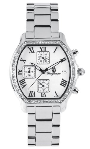 Burgmeister Women's BM507-111 Los Angeles Chronograph Watch