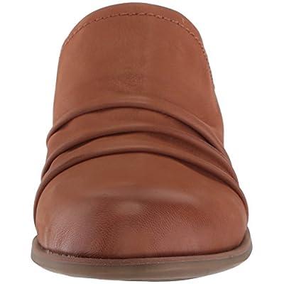 Amazon.com   Aerosoles Women's Out WEST Mule, tan Leather, 6 M US   Mules & Clogs
