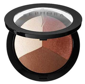 SEPHORA COLLECTION MicroSmooth Baked Sculpting Contour Trio in Sultry (Tan)