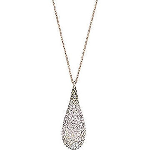 Swarovski Gold-Plated Stainless Steel Abstract Nude Pendant 5046999