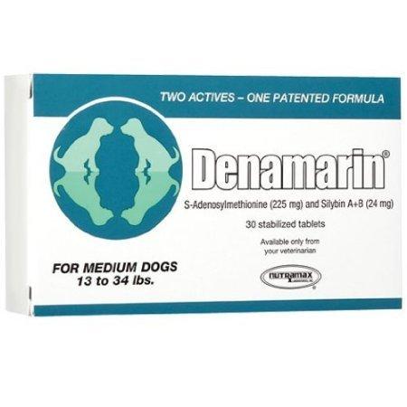 Denamarin for Medium Dogs 225mg 30ct