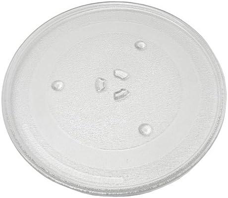 Electrolux Plato Cristal 26,5 cm 265 mm Horno Microondas emm20 ...
