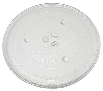 Electrolux Plato Cristal 26,5 cm 265 mm Horno Microondas emm20 emm221 ems20 ems21 FM