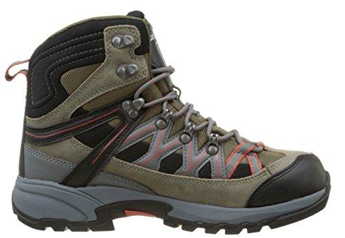 Lafuma Herren M Atakama II Trekking-& Wanderstiefel Mehrfarbig (Major Brown/Brick Red)